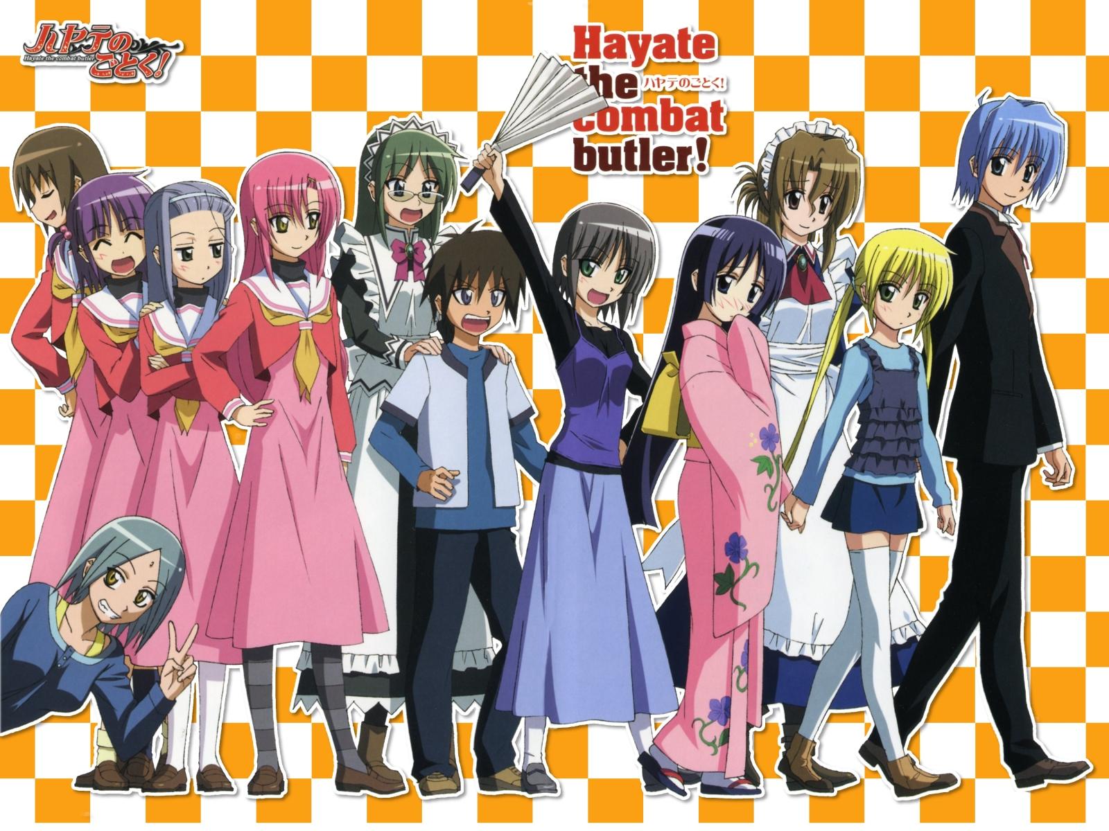Hayate no Gotoki! (Hayate the Combat Butler) – Season 1, 2.jpg