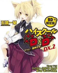 cover_limited_high_school_dxd_volume_dx2